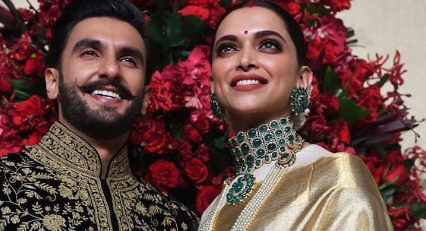The Wedding Reception of Deepika Padukone and Ranveer Singh at The Leela Palace Hotel, Bangalore