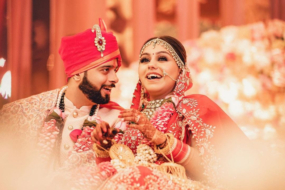A Glamorous Wedding Ceremony