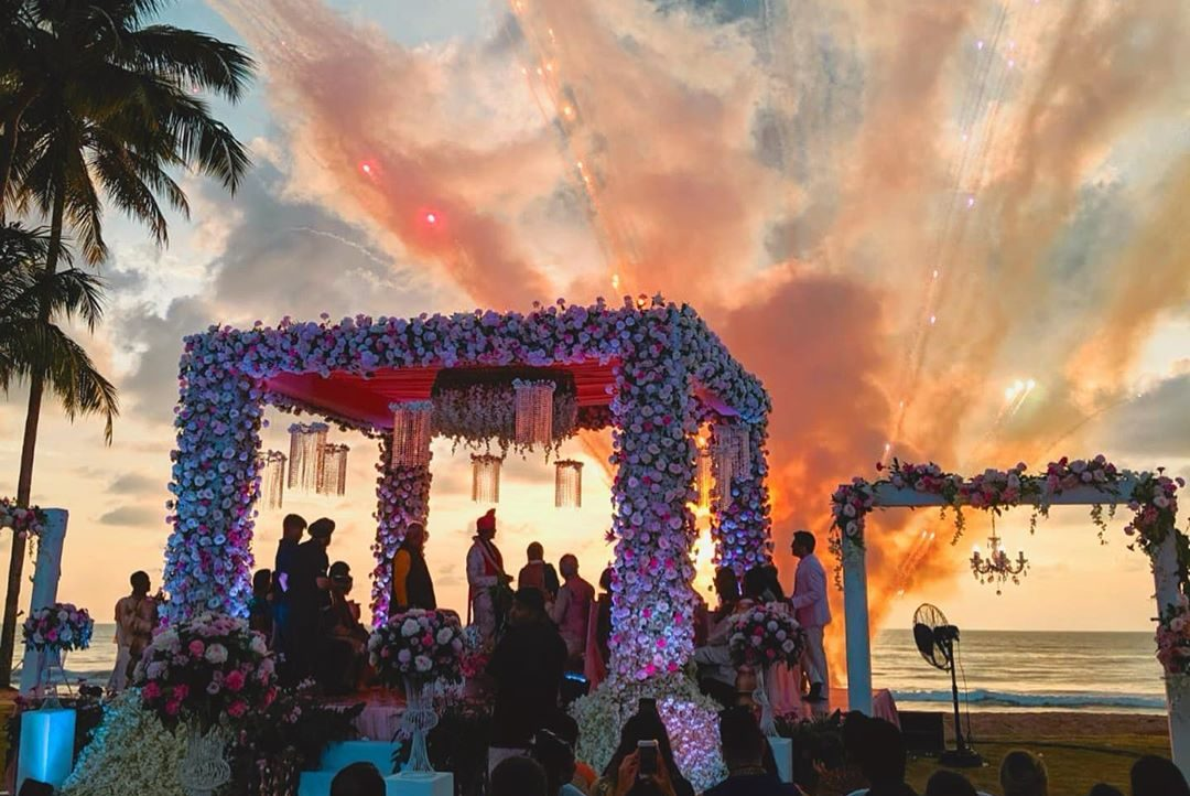 A Wedding Of Destined Souls In Paradise