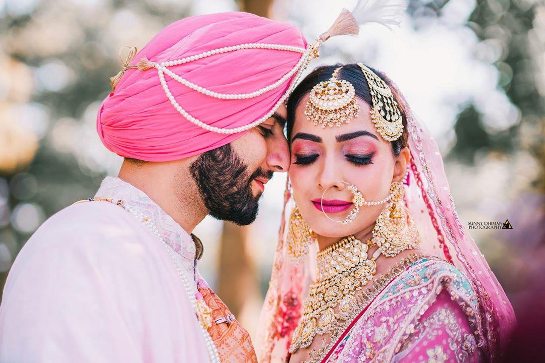 A Vibrant Wedding Ceremony