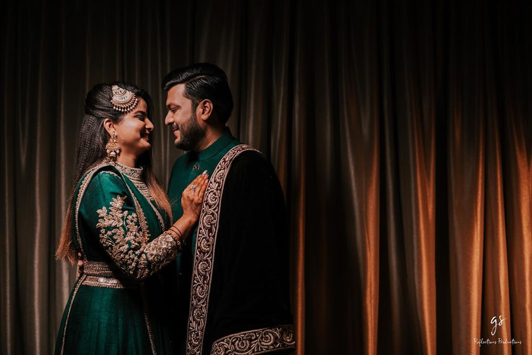 A Grand Wedding of a stunning couple