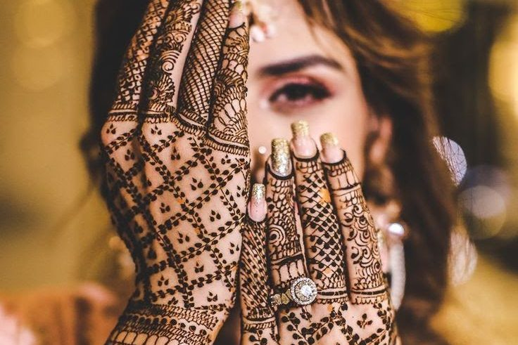 50+ Latest Easy & Simple Mehandi Design Images For Hand 2020