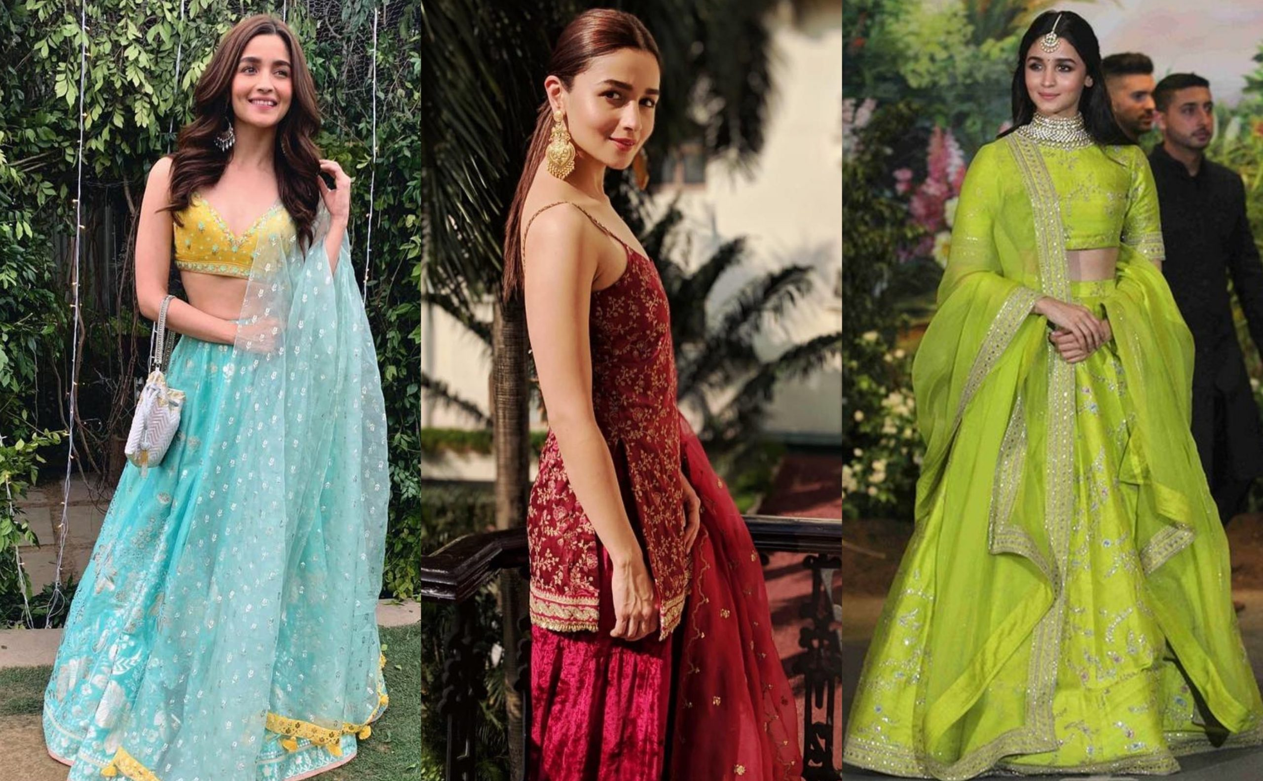 50+ Latest and Beautiful Alia Bhatt Bridesmaids Dress & Gown ideas 2021