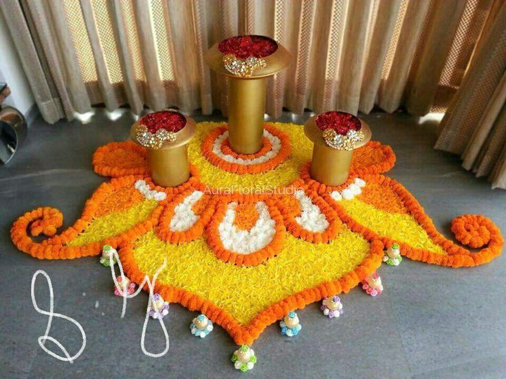 160+ New and Simple Rangoli Design Images- Diwali 2020