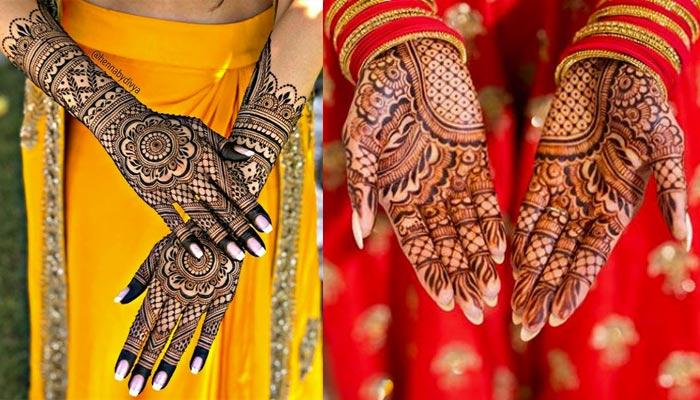 Karva Chauth 2020 Latest and Simple Mehandi Design