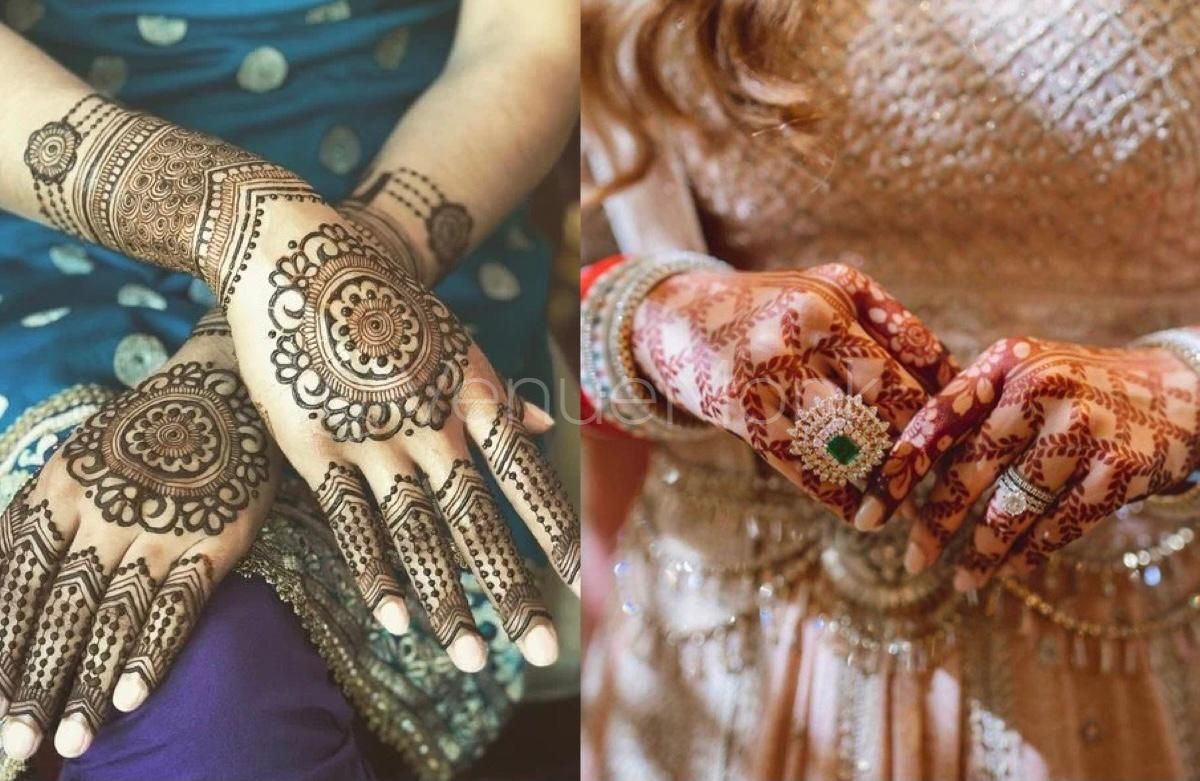 40+ New, Simple and Easy Hand back Mehndi Design 2021 Images