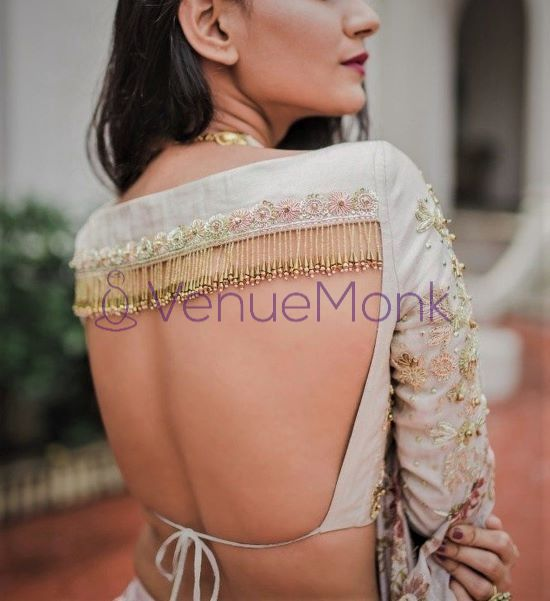 Exclusive Blouse Designs by Designers