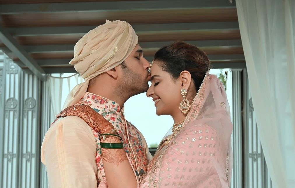 A Luxurious Wedding of a Couple in Delhi, which will leave you stunned
