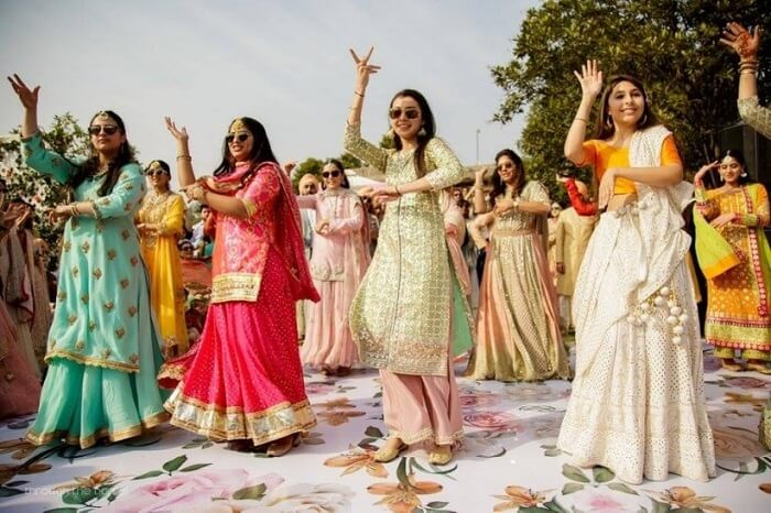 50+ Punjabi Wedding Songs for Bollywood Dance Performance