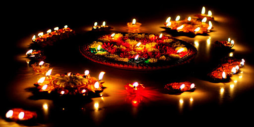 Home Diwali Decorations Ideas for a Happy Diwali 2020