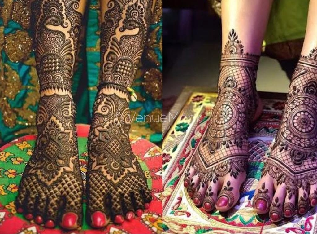 40+ Leg Mehndi Design 2020 - Simple, Easy, and New