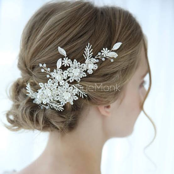 Latest Wedding Bridal Hair Accessories for Girls & Women