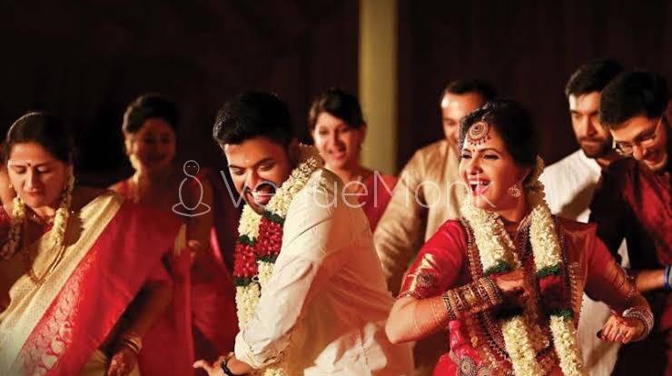 Ashwathy & Abhilash's lovely South Indian Wedding Images