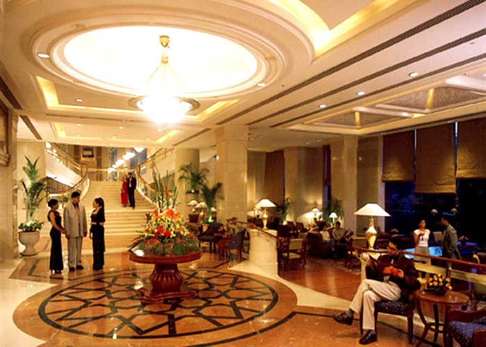 ITC Maurya Delhi, a Perfect Luxurious Wedding Venue