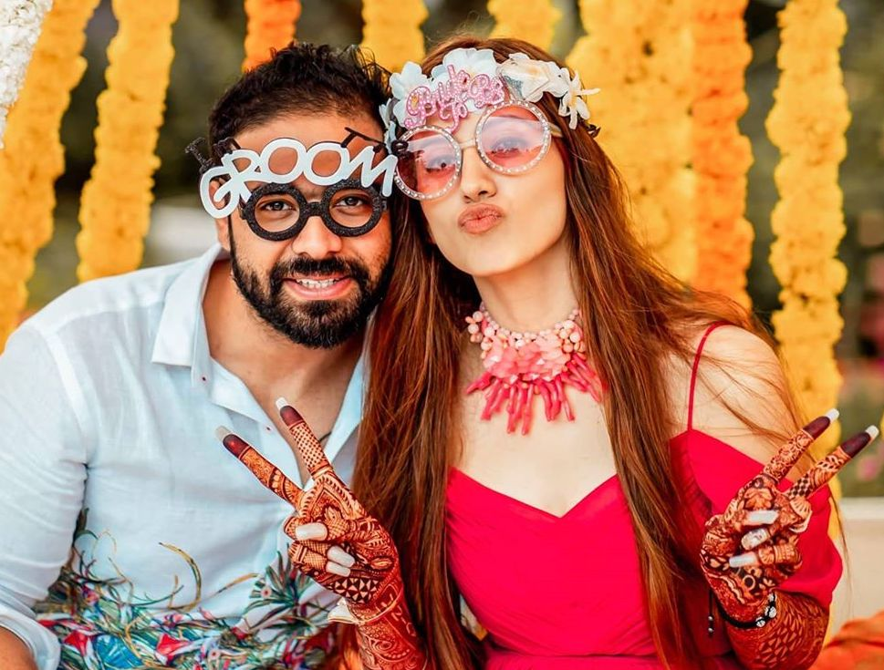 A Magical Destination Wedding in Goa is perfect for the Adorable Couple
