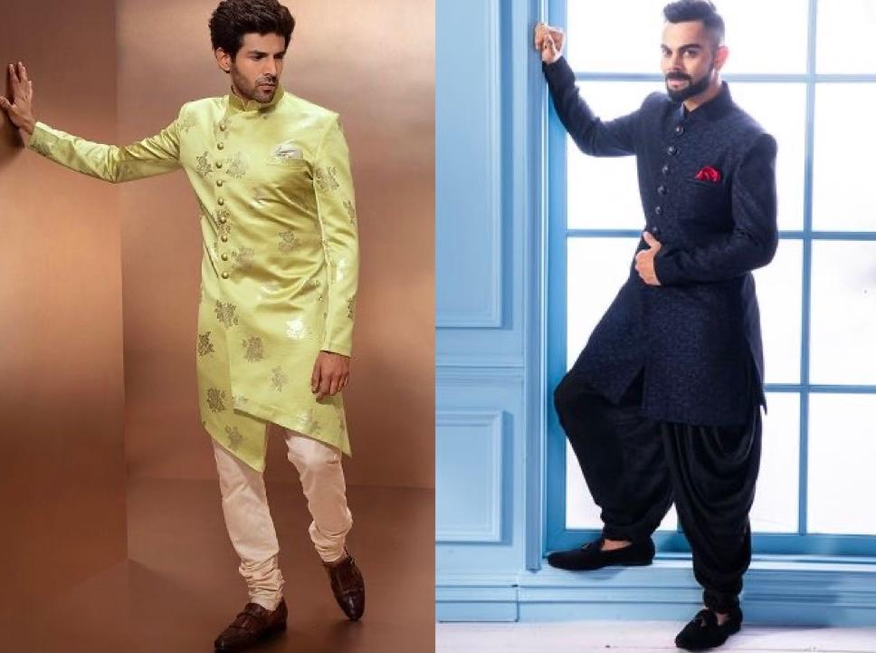 35 Indo Western Dress Ideas For Grooms and Best man