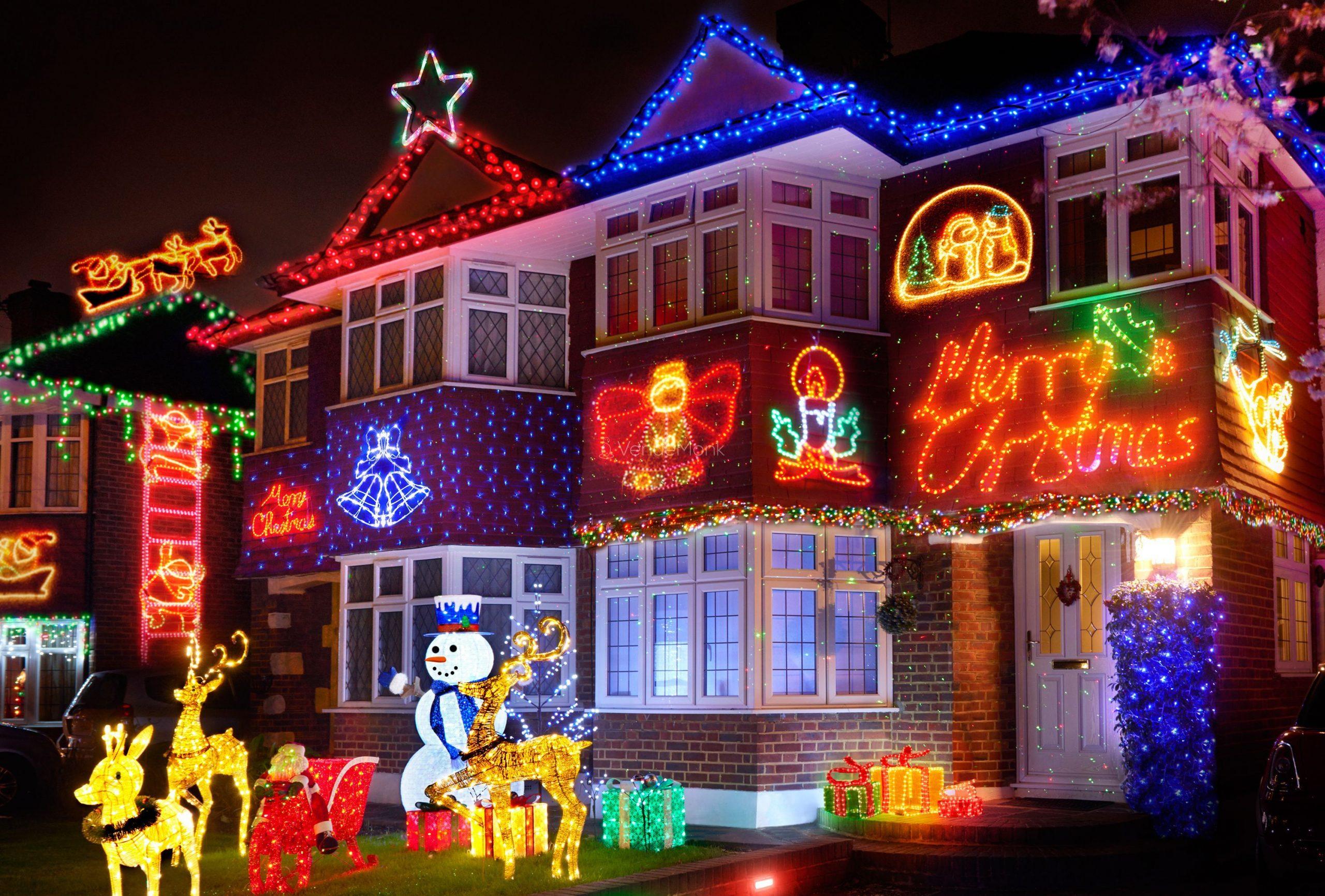 40+ Christmas Decoration Ideas for a  Merry Christmas