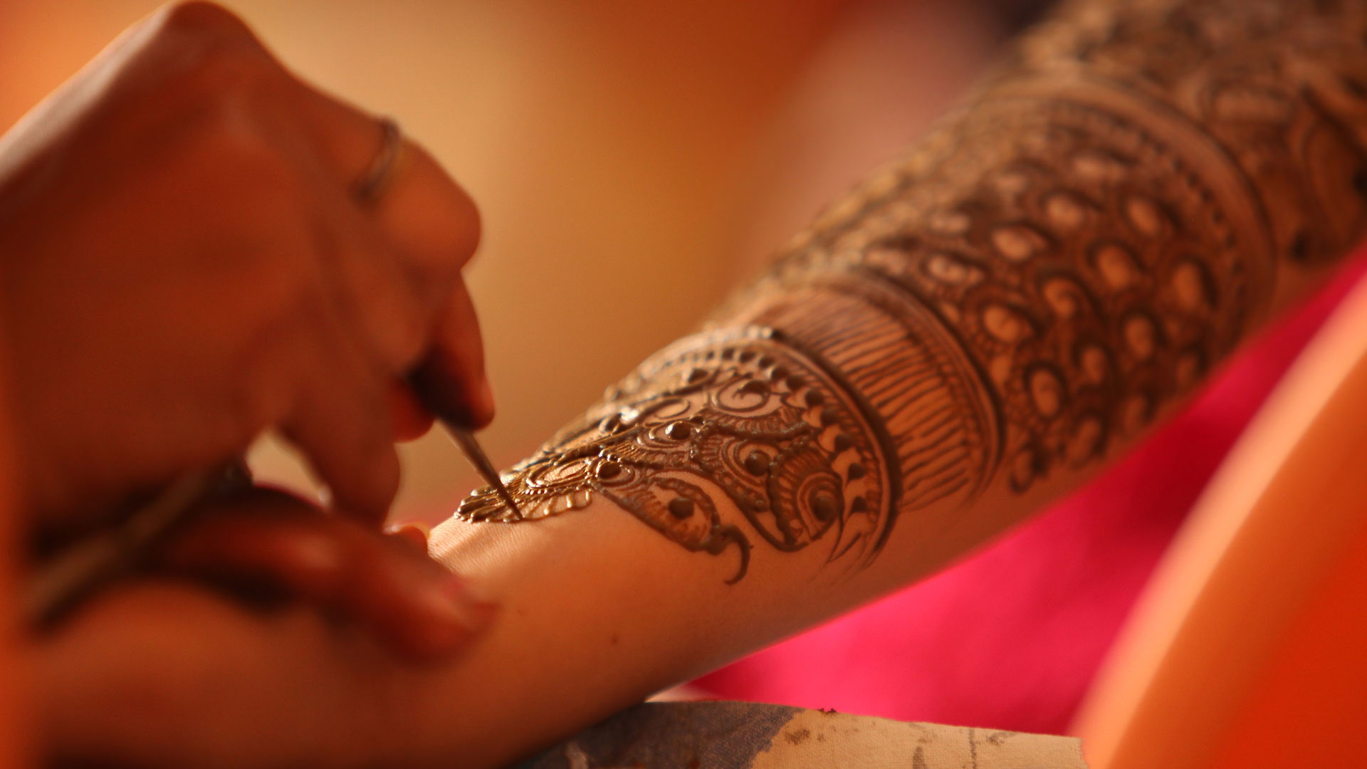 Mehandi Wala in India - mehandi design, cost, travel and other details