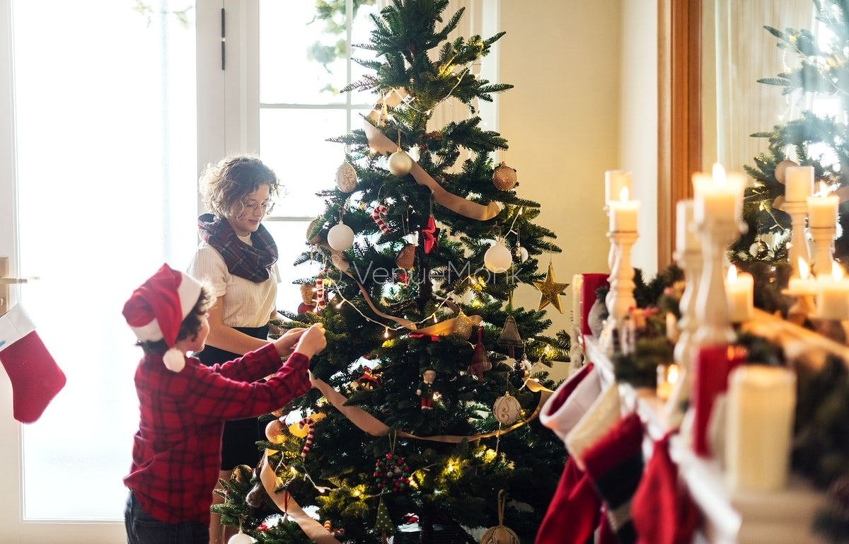 Christmas Tree Decoration Ideas to have a Merry Christmas