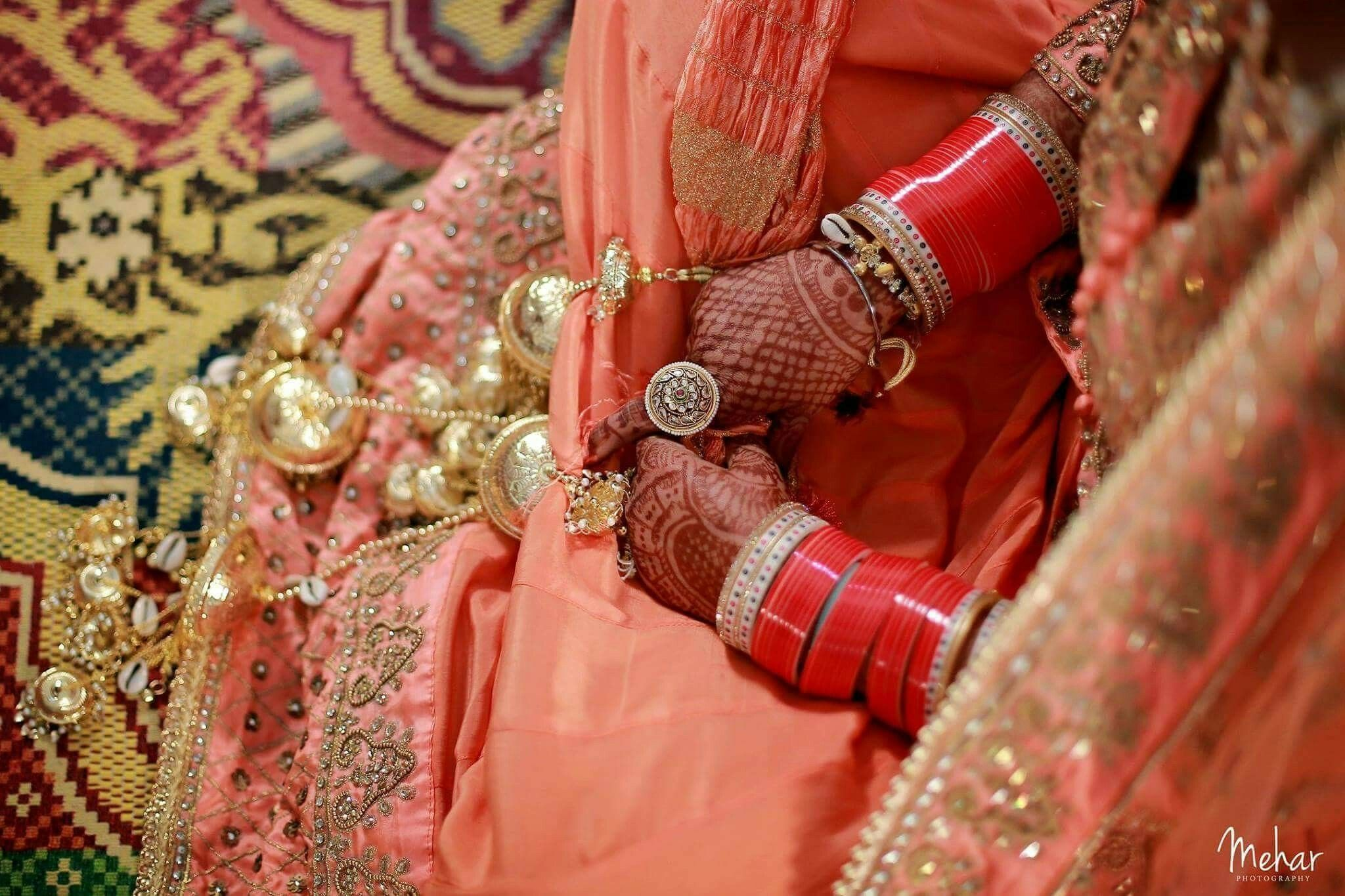 30+ New & Latest Bridal Chura Design for Punjabi Wedding