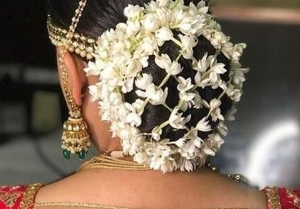 15+ Gajra Hairstyle ideas for Indian Brides