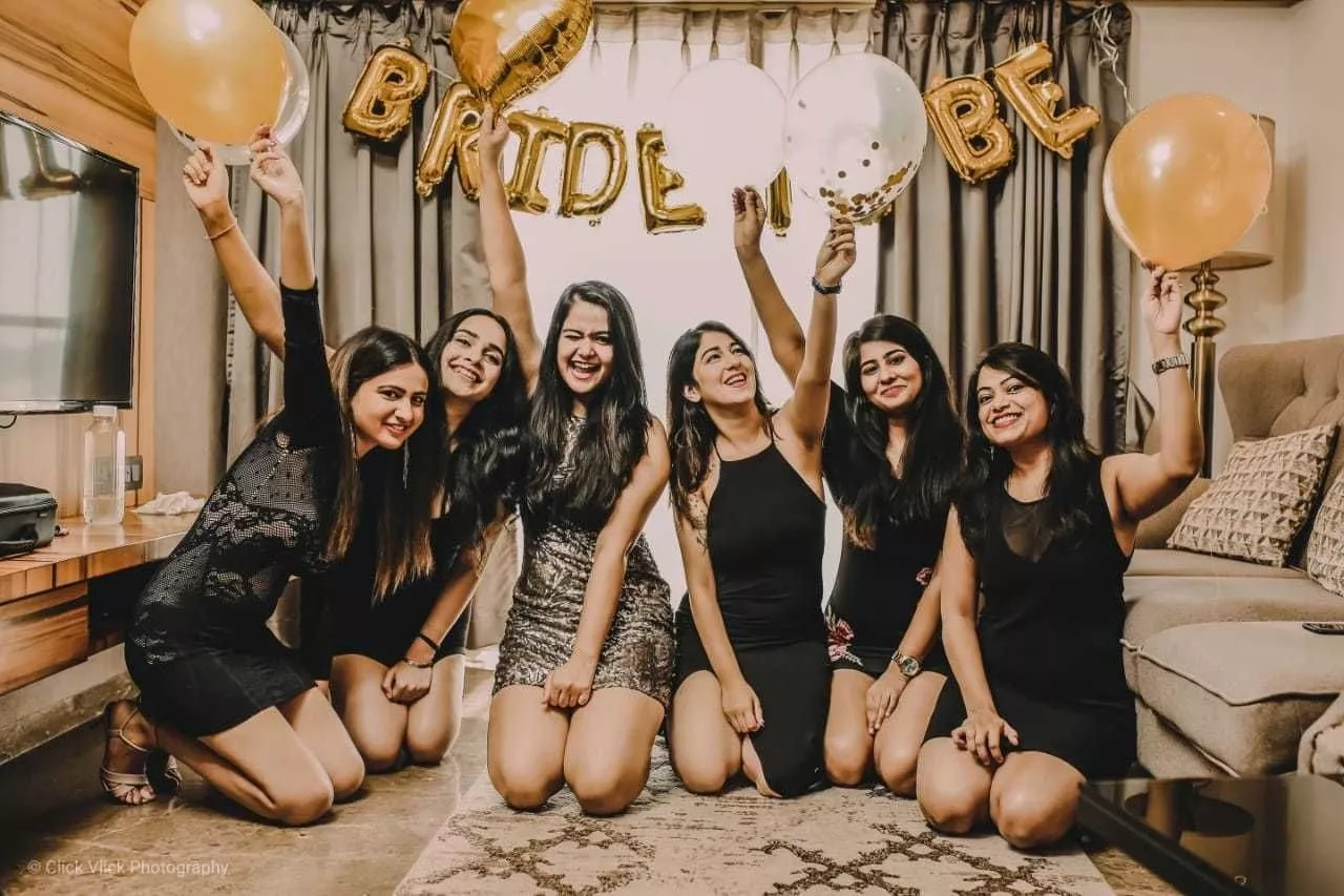 15+ Fun and Unique Bachelorette Party Ideas For Indian Bride-To-Be