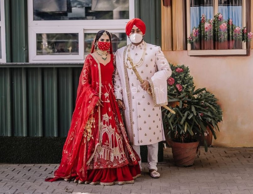 Indian wedding amidst a pandemic - A guide to home wedding
