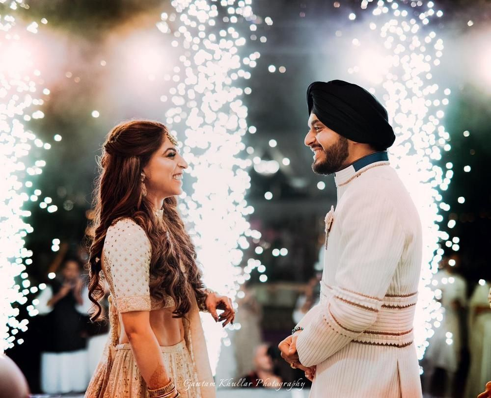 Bollywood Designer Sukriti Grover and Arjun Arora's Dreamy Destination Wedding In Turkey