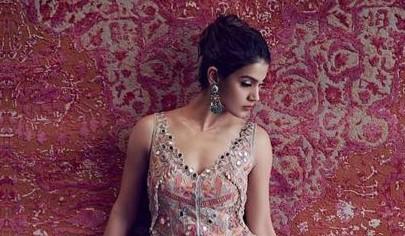 20+ Sharara Suit Design for Punjabi Wedding Party