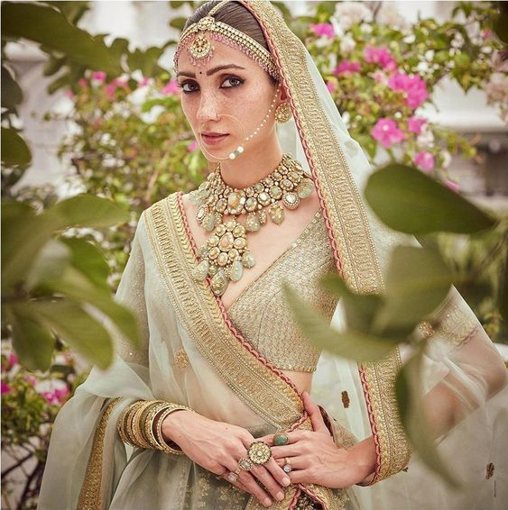 Bridal Wedding Jewellery In India- Price, Design and Collection