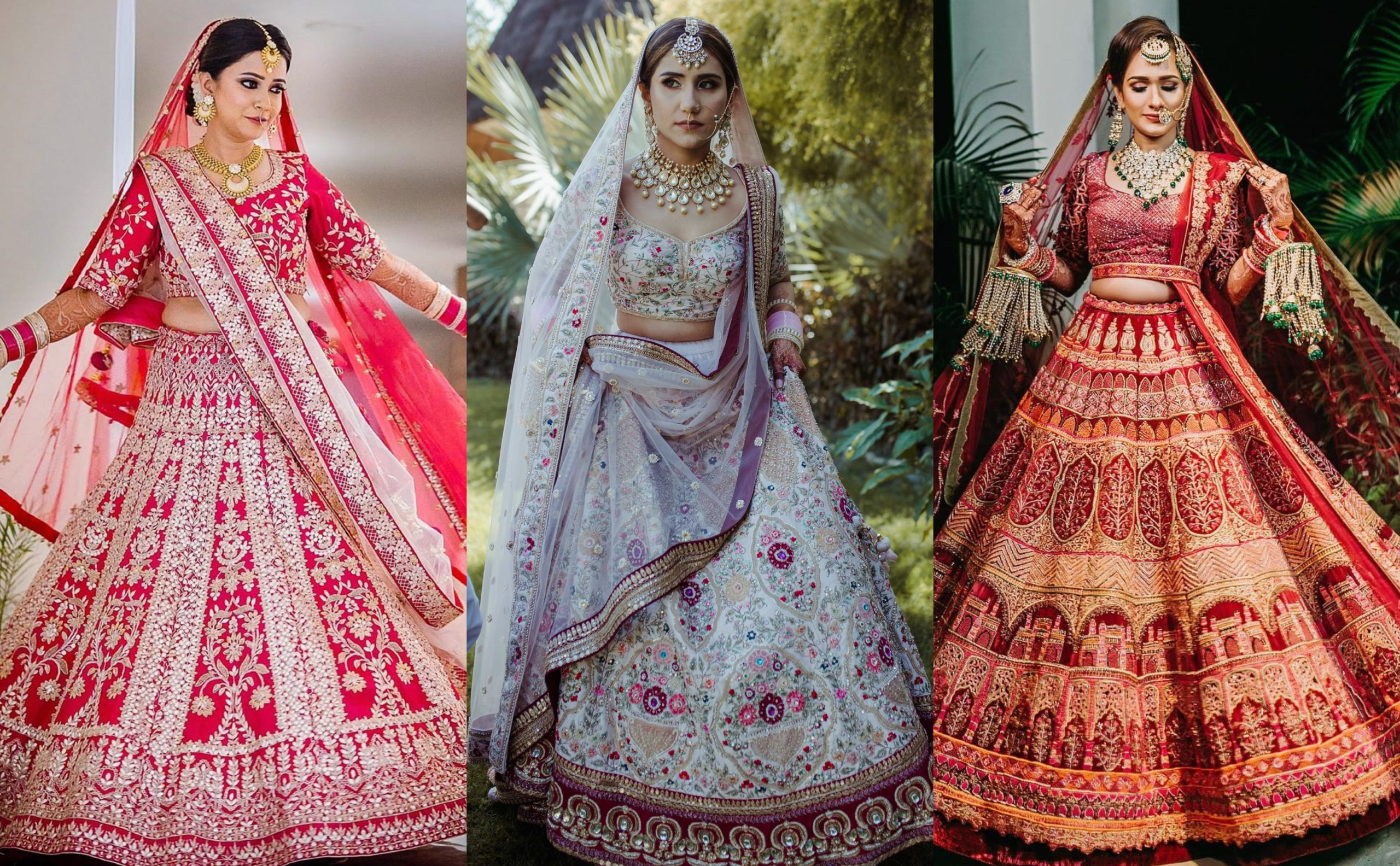 Latest Bridal Dress for Indian Wedding- Price, Design and Other Details
