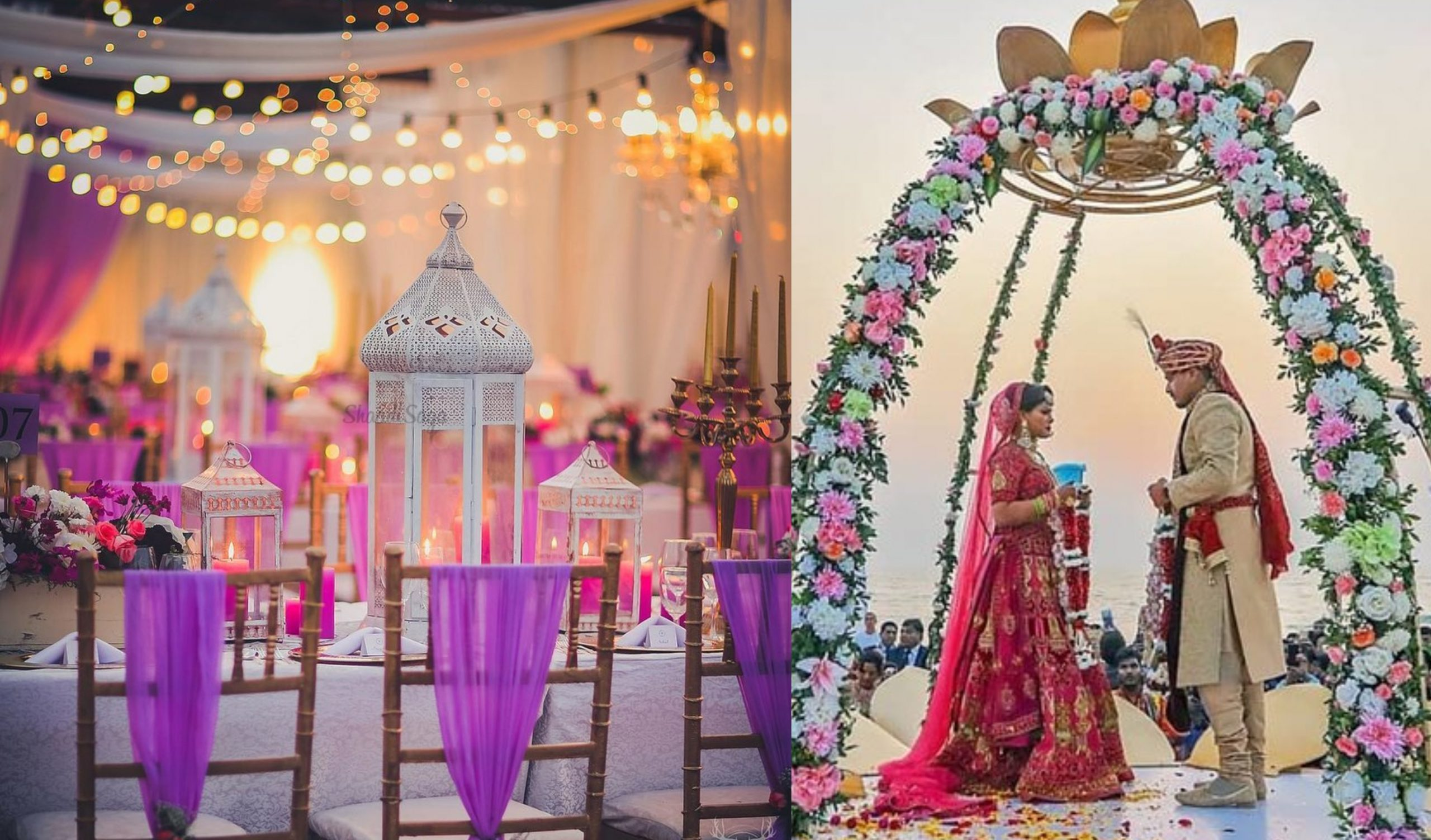 Best Wedding Decoration for Indian Wedding- Cost and Other details