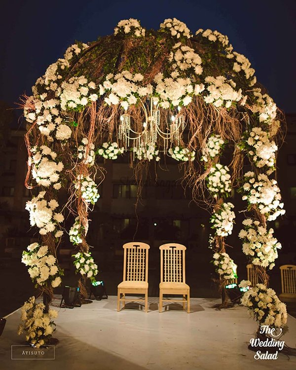 70 +Simple Indian Wedding Decorations Ideas and Images