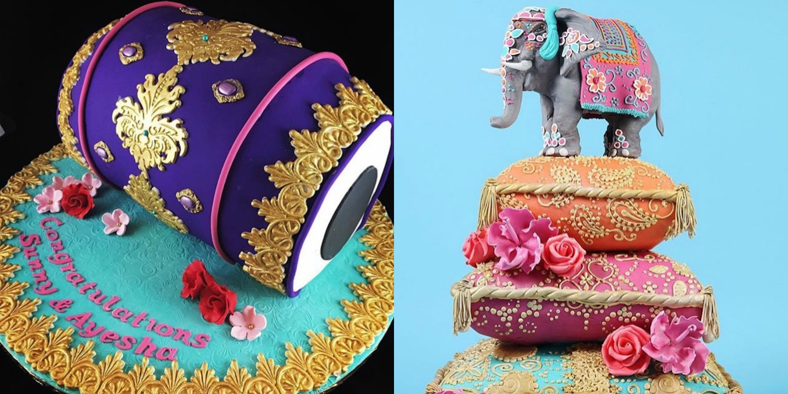 Indian Wedding Cakes- Price, Types, and Other Details