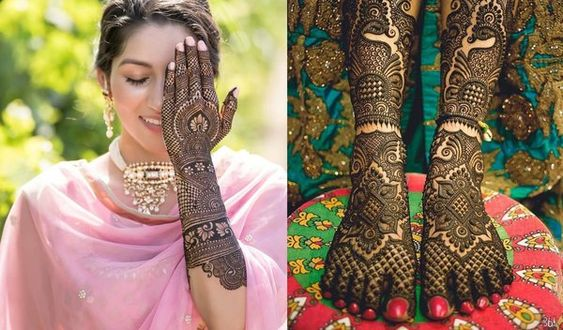 135+ Latest Easy & Simple Mehandi Design Images For Hand 2021