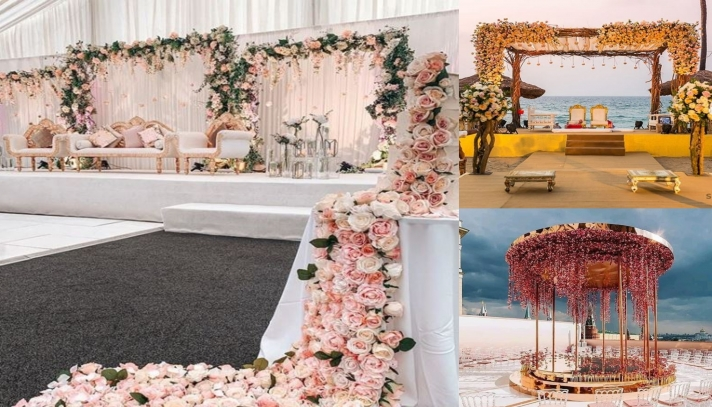 20+ Simple Indian Wedding Stage Decoration Design Ideas