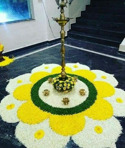 Simple Rangoli Designs 2021