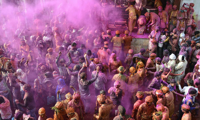 Happy Holi- When is Holi 2021, Holi Story and Other Details