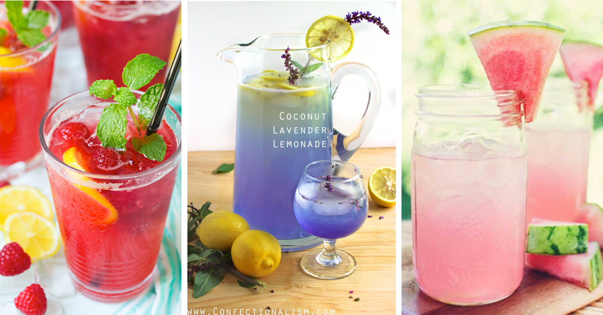 10+ Delectable and Refreshing Drink Ideas for your House Parties this Summer