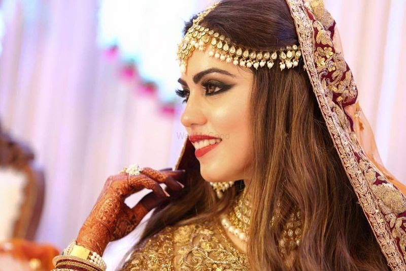 Best Bridal Looks For Indian Wedding By Makeup Artist Ojas Rajani