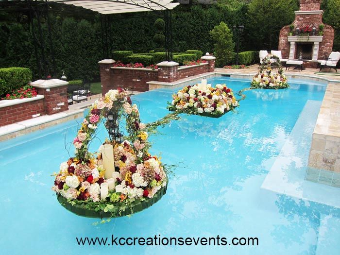 10+ New And Unique Pool Party Decoration Themes & Ideas