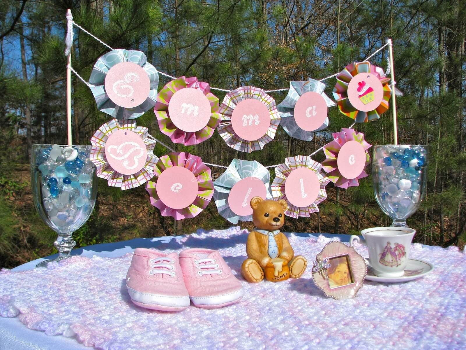 20+ New and Unique Baby Shower Decor Ideas