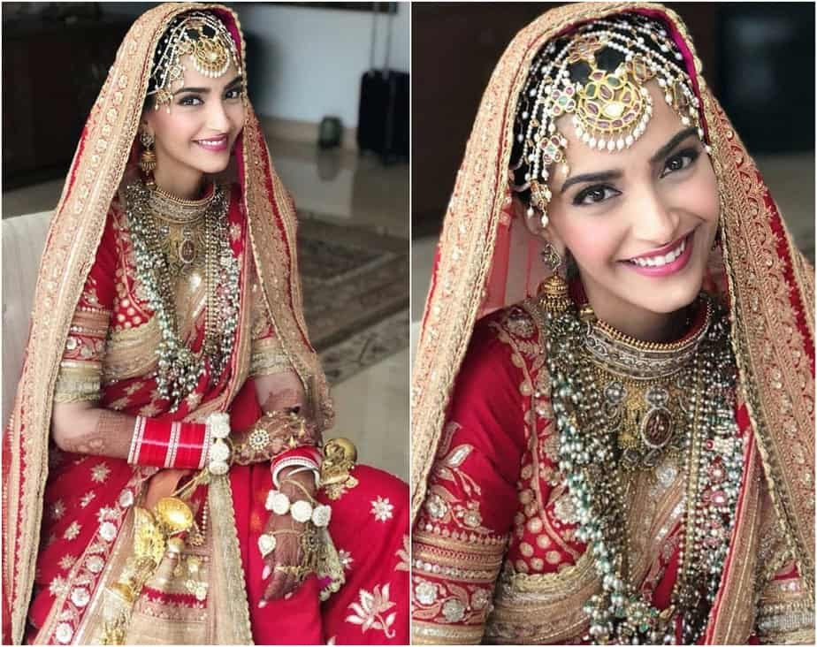 10+ New and Latest  Bridal Makeup Looks  for Indian Brides