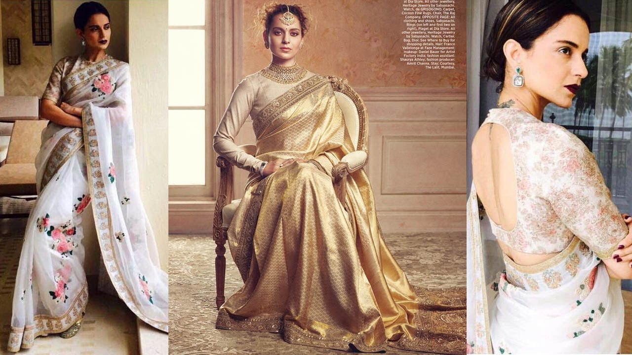 20+ Best Sabyasachi Saree Designs For Every Indian Bride