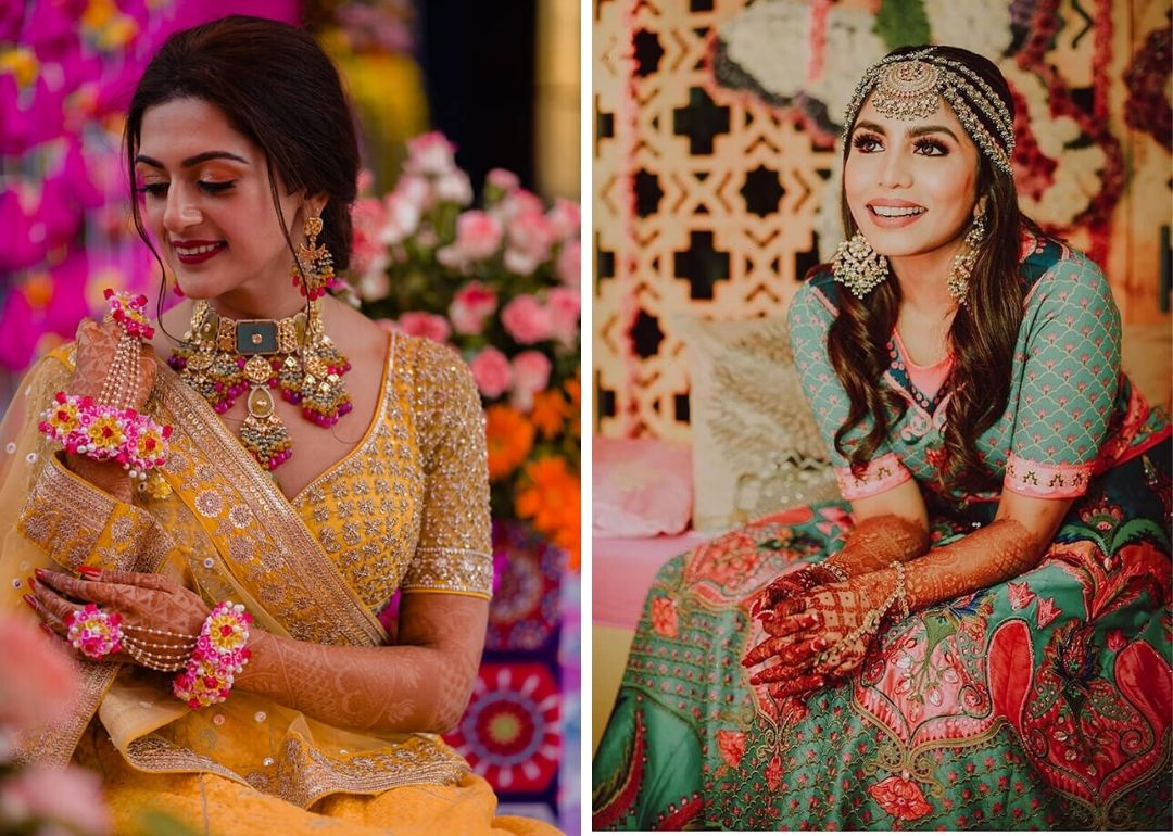 Top 6 Ways To Look Stylish On Your Mehendi Ceremony