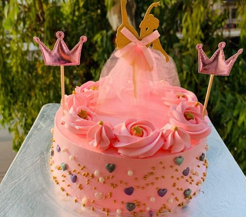 New and Unique Cake Design Ideas For  Princess Birthday Party